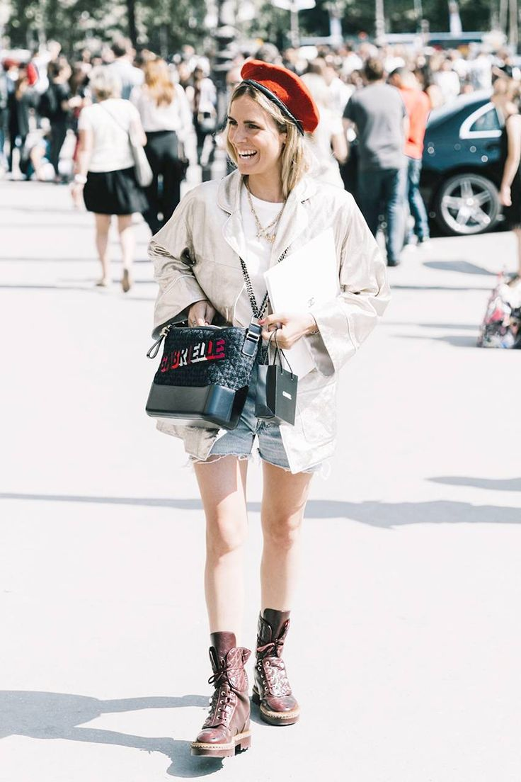 The Cool Way to Wear Combat Boots