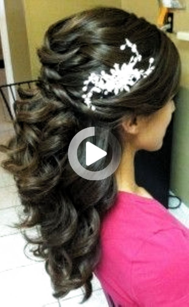 Hairstyles Indian Hairstyles Kapsels Indiase Bruiloft Kapsels Bruiloft Bruiloftkapselsbruidsmeisje In 2020 Long Fine Hair Thin Fine Hair Hair Lengths