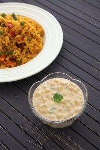 Boondi raita recipe | How to make boondi raita