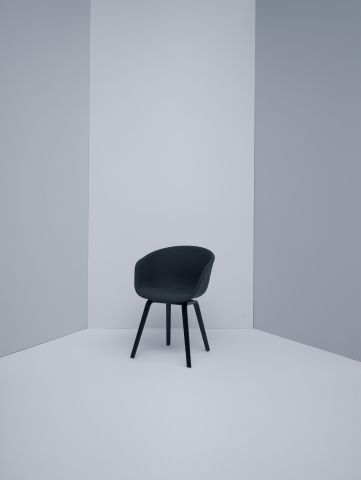 About A Chair fromm HAY