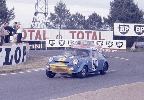 Marcos mini gt at 1966 24 hours of le mans veiculos for Garage mini rouen