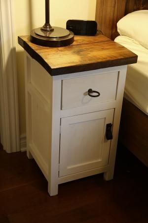 Bedside Tables | Do It Yourself Home Projects from Ana White