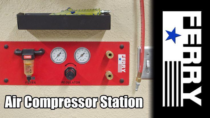 Air Compressor Station (ep3)