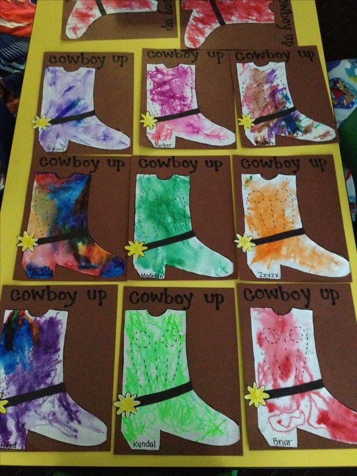 Image result for wild west preschool theme art ideas