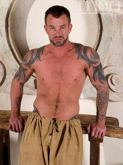 Colin West Gay 32