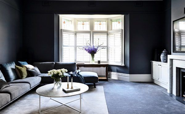 Darker hues and cooler tones dominate this year's Dulux Colour Awards | paint | interior design | home style | interiors | decorating | colour chart
