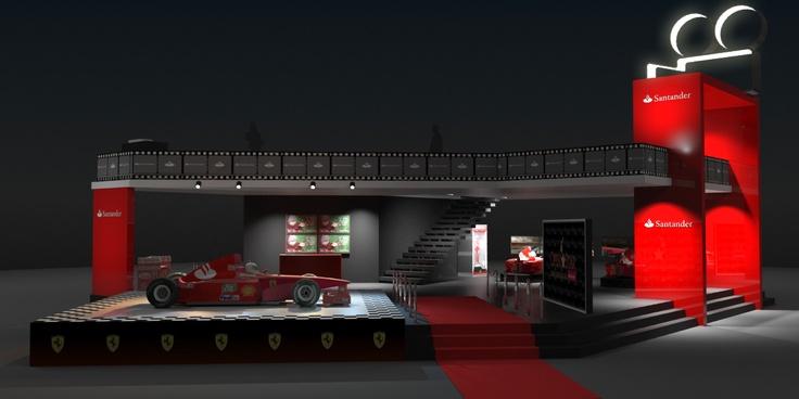 Santander Ferrari / #OpenStar