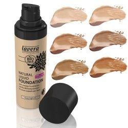 Lavera Naturel Likit Fondöten - Ivory Nude (Fildişi) - 02 - 30 ml