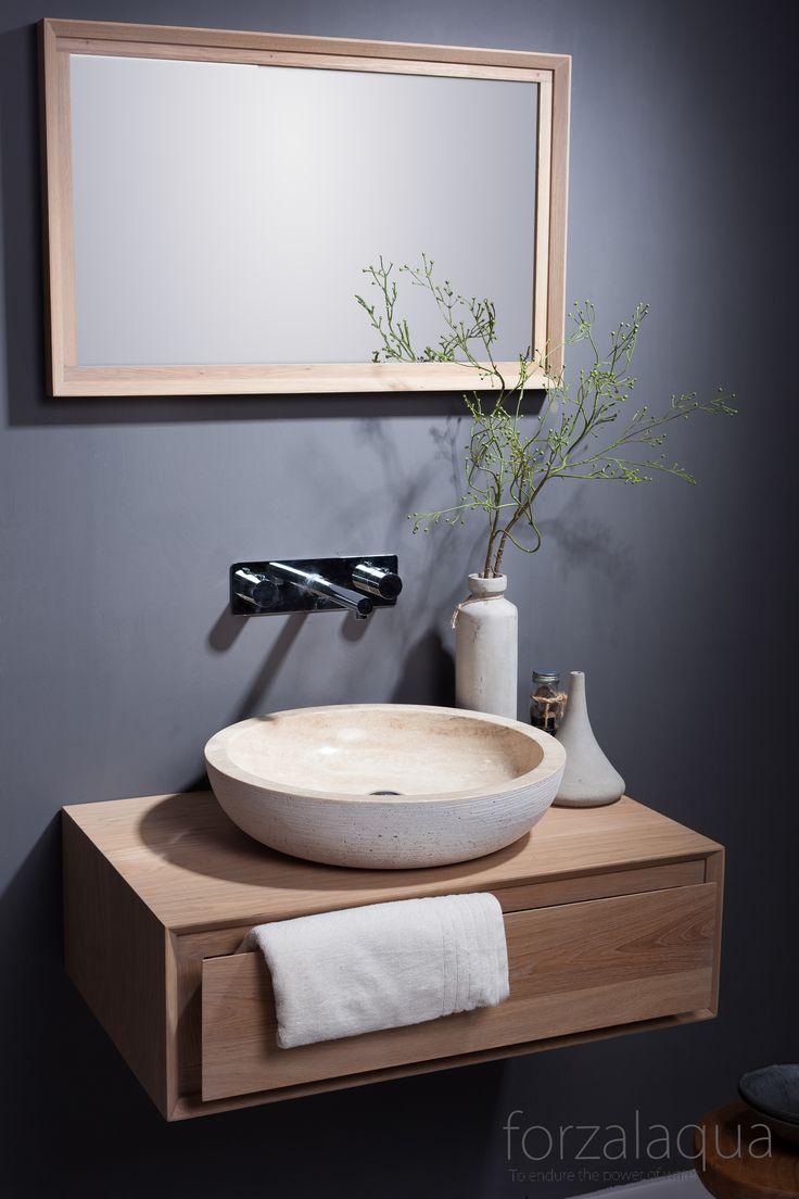 26 best Forzalaqua stone bathroom basins images on Pinterest ...