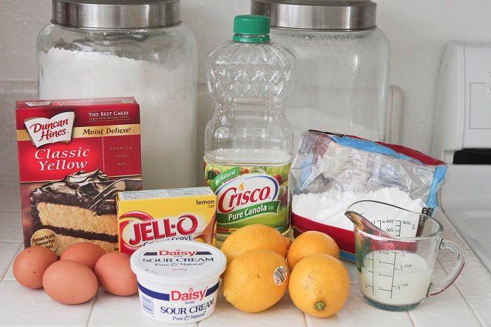 how to make starbucks iced lemon pound cake