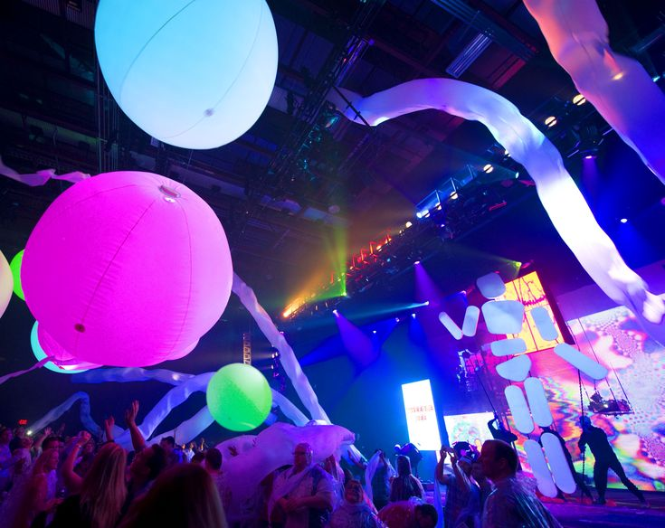 See what the new Blue Man Group show in Chicago is all about!