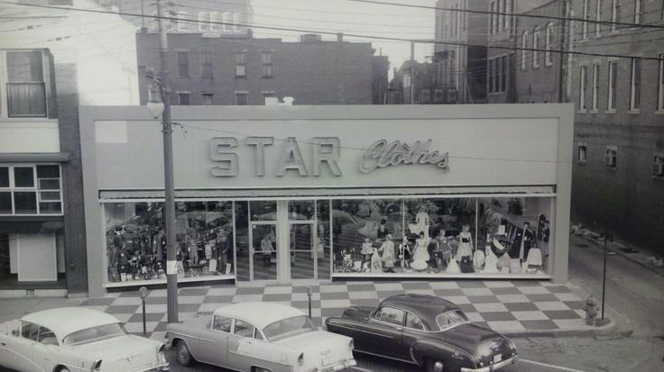 downtown Ashland 50s | ASHLAND KY | Ashland kentucky, My ...