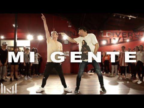 """MI GENTE"" - J Balvin Dance | Matt Steffanina ft Josh Killacky - YouTube"