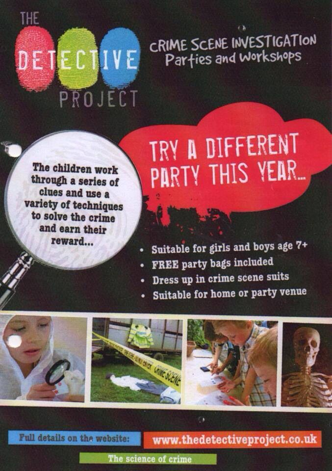 Want a different party this year??
