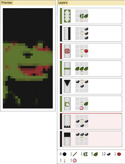 Image result for Minecraft Banner Recipes