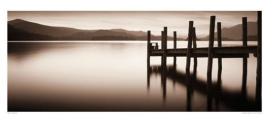 Landing stage- Derwent Water, Cumbria imageconscious.com