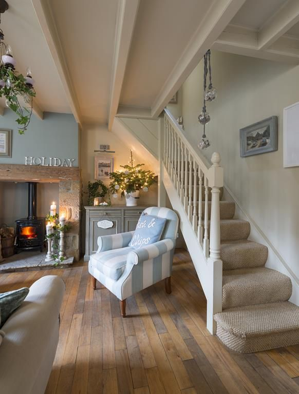 25 Beautiful Homes magazine  Lavender Cottage is featured in this months Best interiors ideas on Pinterest Living room