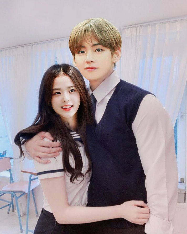 Vsoo Collection Slow Update In 2020 Kpop Couples Blackpink And Bts Bts Girl