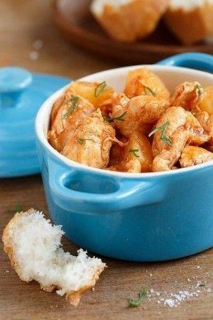 16 вкуснейших блюд из курицы.