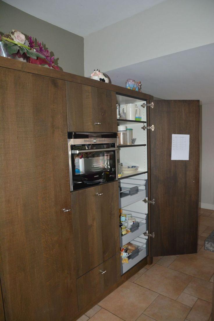 Meer dan 1000 ideeën over Rustiek Keuken Ontwerp op Pinterest ...