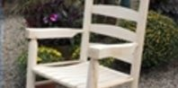 How to Repaint an Outdoor Rocker | eHow.com: Wooden Chairs, Wooden Rocking Chairs,  Rockers, Dyes Woods, Rit Dye, How To Paintings Rocks Chairs, Wooden Rocks Chairs, Front Porches, Fabrics Dyes