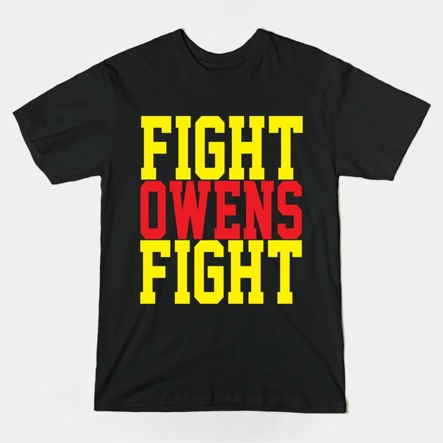 'Fight Owens Fight'  Kevin Owens tee shirts are back in store!  #NXT, #WWE, #Kevin, #Owens,