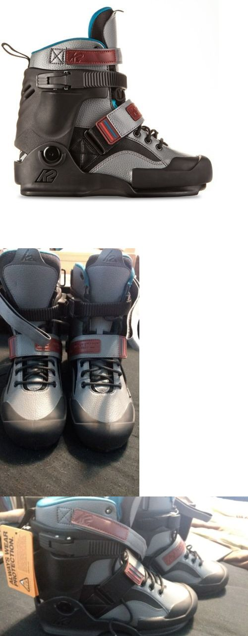 Men 47346: K2 Front Street Aggressive Skates. 8 1 2 -> BUY IT NOW ONLY: $120 on eBay!