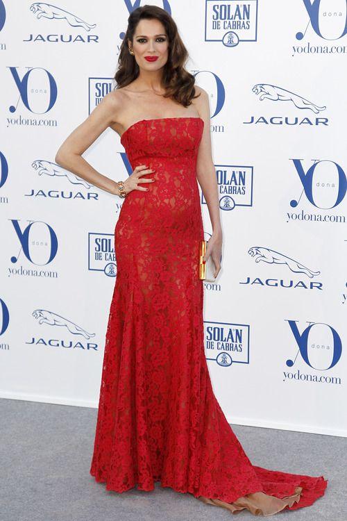 Fabulously Spotted: Mar Saura Wearing Michael Kors - 'Yo Dona' International Awards 2013 - http://www.becauseiamfabulous.com/2013/06/mar-saura-wearing-michael-kors-yo-dona-international-awards-2013/
