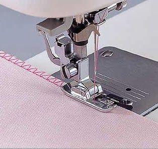 Acessórios de Costura - Calcador Overlock ~ LOJA SINGER PORTO