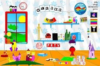 Poisson Rouge, sitio lleno de juegos interactivos para niños pequeños. Una página llena de colores, y objetos infantiles, haciendo clic en ellos podrán descubrir divertidos y sencillos juegos como, practicar con el mouse, colorear, aprender números, inglés y francés, figuras, rompecabezas, música, lectoescritura, etc.