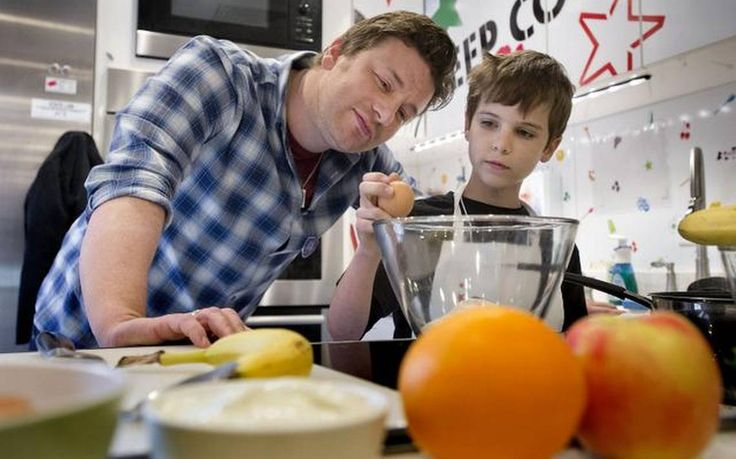 """Congratulations and well done to Nicolas' Garden friends The California Endowment and Jamie Oliver's Food Revolution, for launching a new initiative to insure more clean and safe drinking water available to children and schools! And thank you, The Sacramento Bee, for including photos of Nicolas cooking with Jamie earlier this year - it was a wonderful experience for Nicolas as Jamie Oliver's """"Soux Chef"""" in his Big Rig; and the Nicolas' Garden team is proud to support this effort!"""