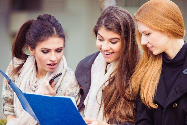 Een boodschappenlijst van Groningse studentes is op internet beland…