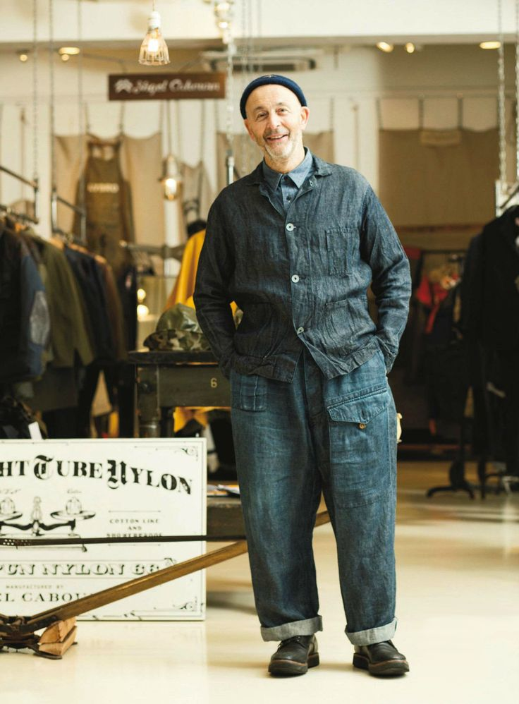 My Style Guru Nigel Cabourn 2016 Collection