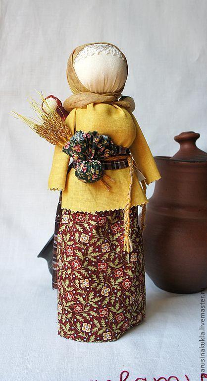"""Народные куклы ручной работы. Ярмарка Мастеров - ручная работа Народная кукла """"Жница"""". Handmade."""