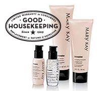 Will not go a day without using this system. Mary Kay timewise miracle set.