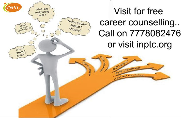 Confusion in Career options?? We are here to help you..call on 7778082476 or visit inptc.org