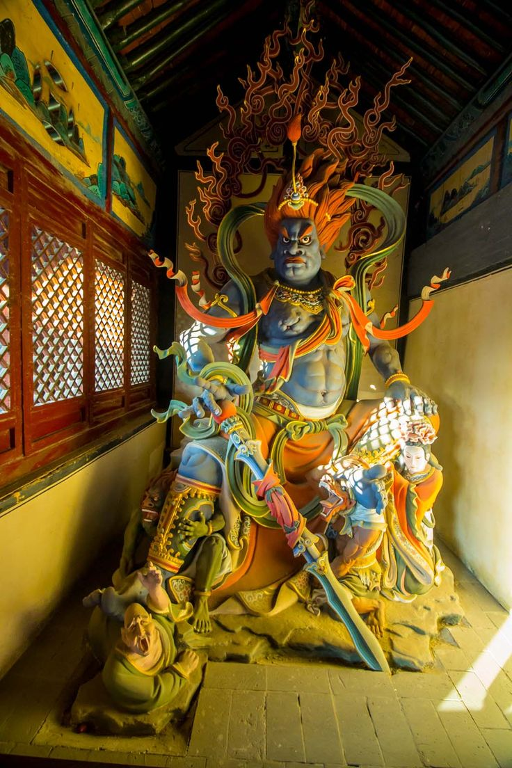 See the Huayan Monastery The Huayan Monastery is a sprawling complex of pagodas and temples. Of particular note is the Great Hall, which was the largest of the Liao or Jin Dynasties. Click to read more. http://passportchronicles.com/how-to/china-how-to/101-travel-experiences-in-china/