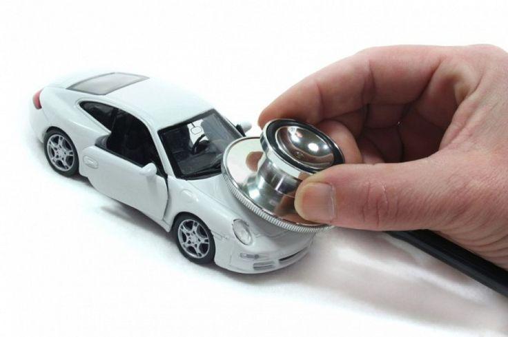Диагностика неисправности авто