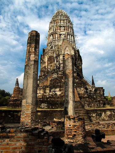 Wat Ratchaburana (Ayutthaya, Thailand) – Flickr – Photo Sharing!