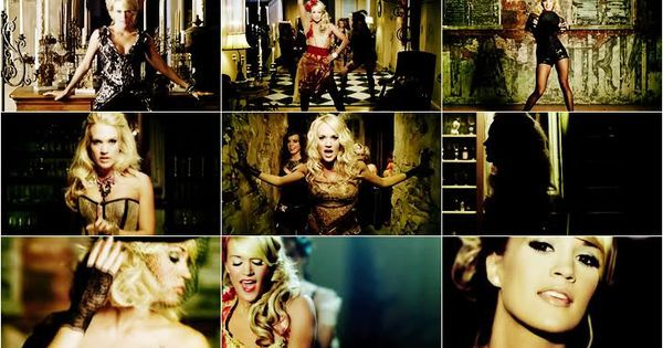 Carrie Underwood Cowboy Casanova music video clips #music