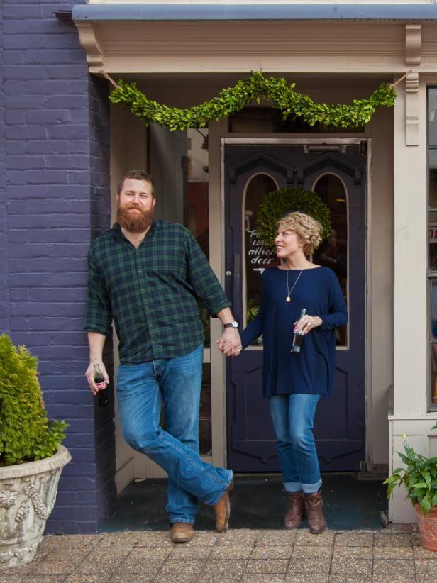 Home Town Porch Dreams For An Artist Erin Napier Home Town Hgtv Good Bones Hgtv