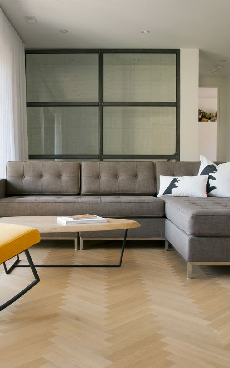 The mid century modern style is hugely popular right now and rightly - Designed For Larger Living Spaces The Jane Bi Sectional Has A Refined Mid Century Look Sleek Lines Coupled With Button Tufted Cushions Make The Jane