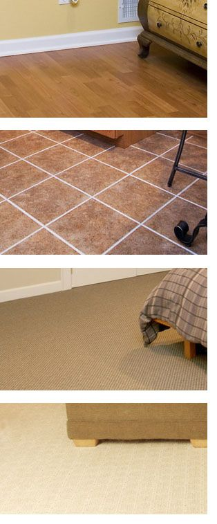 how to select the best flooring for your basement basement ideas