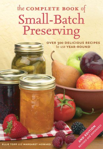 preserves + canning