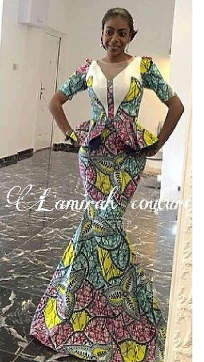 Photos Today 39 S Trending Fashion Styles Ankara Laces Chiffon Silk Etc W Fashion Nigeria
