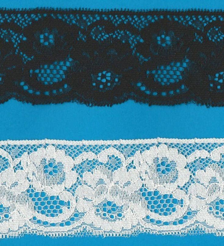 Sono felice di condividere l'ultimo arrivato nel mio negozio #etsy: Raschel lace trim rigid width cm.6 pack mt.20 art.1005588 http://etsy.me/2FE51vW #materiali #cucito #poliammide #raschellacetrim #lacetrim #raschellace #sewing #sewingcreations #valenciennes
