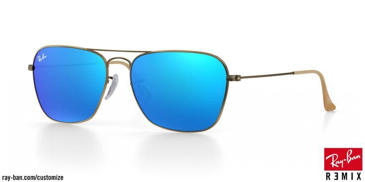 Guarda chi sta visualizzando questo nuovo Ray-Ban  caravan occhiali da sole