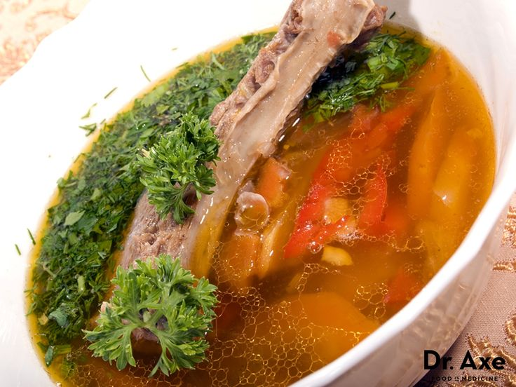 Beef Bone Broth - DrAxe.com ..Cures leaky gut & more!