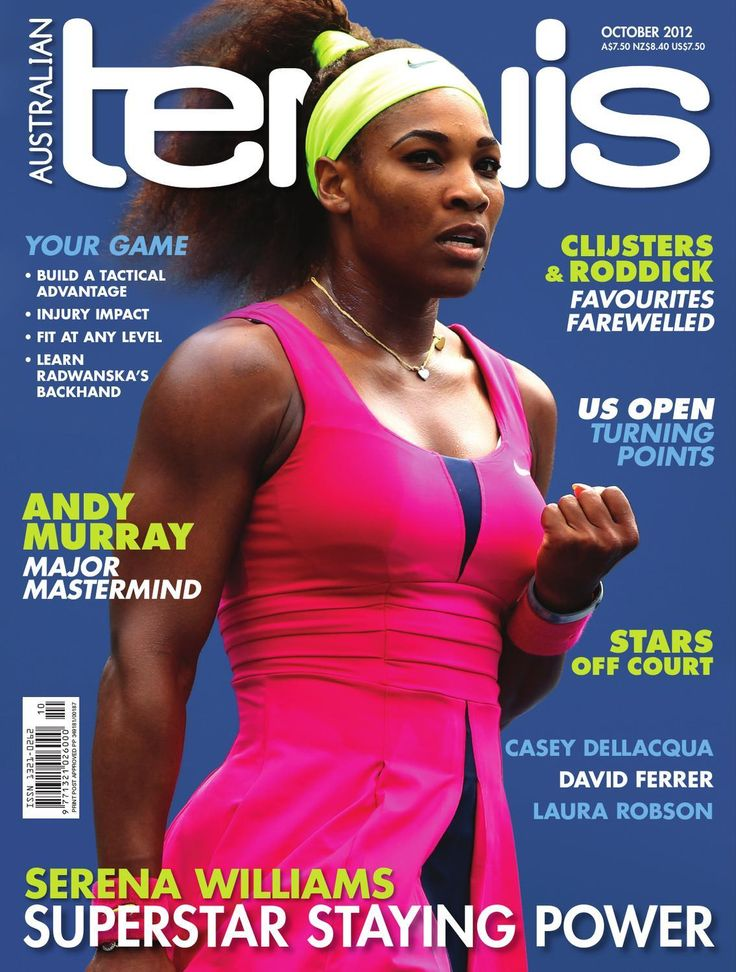 #ClippedOnIssuu from Australian Tennis Magazine - October 2012