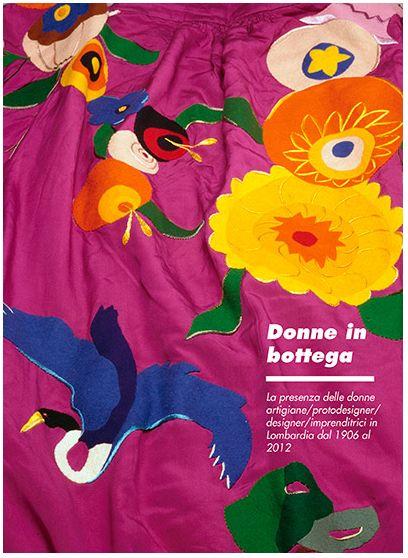 """""""#Donne in Bottega"""": una #mostra sul #design al femminile a Palazzo Morando a #Milano"""